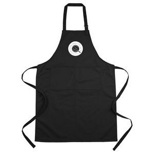 Adjustable Full Length Apron with Pockets