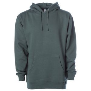 Independent Trading Company Men's Independent Heavyweight Hooded Pullover Sweatshirt