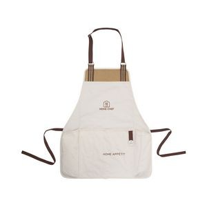 Charlie Cotton Grill Apron - Dune