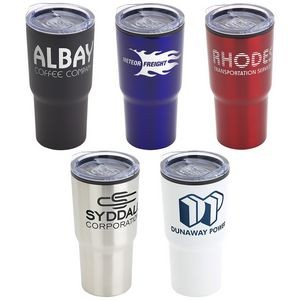 Odyssey 20 oz Stainless Steel/Polypropylene Travel Tumbler
