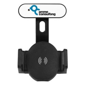 Wireless Phone Charger Vent Holder (Direct Import - 10 Weeks Ocean)