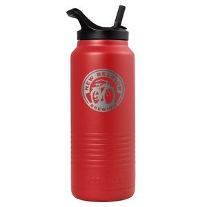 Patriot 36oz Red Bottle