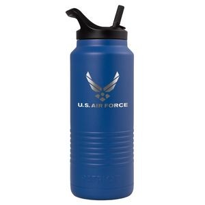 Patriot 36oz Blue Bottle
