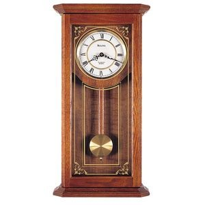 Bulova Cirrus Wall Chime Clock