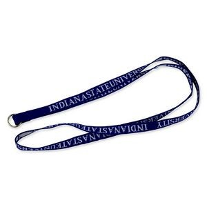 "Polyester Woven Lanyard (Priority - 36""x3/8"")"