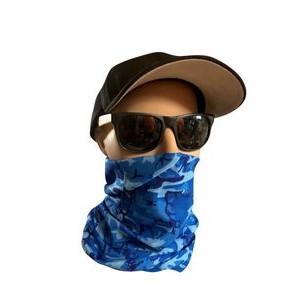 Fully Sublimated Neck Gaiter Stock Design 001